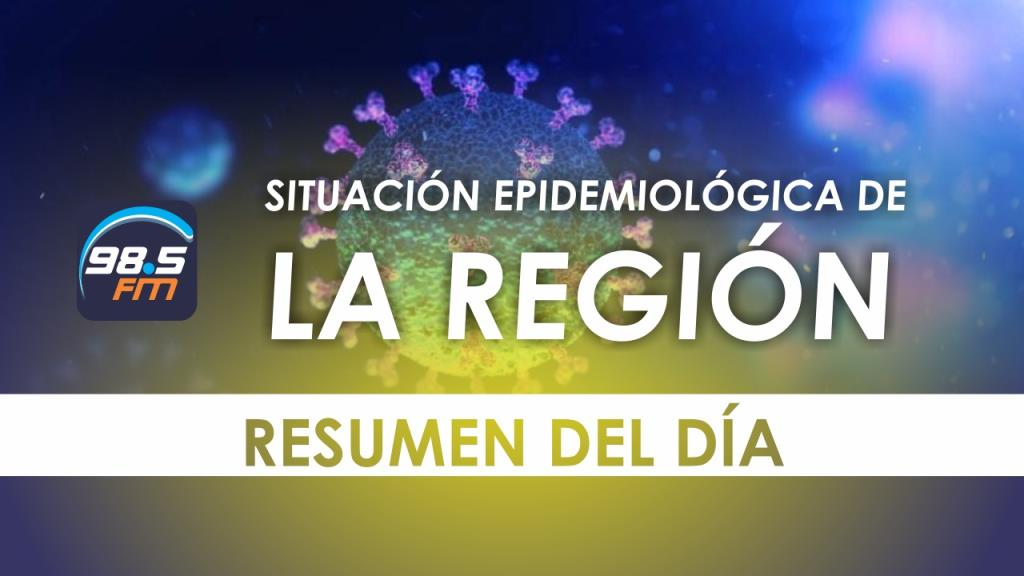 Informe Situación Epidemiológica de La Región