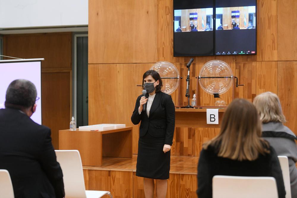 Elecciones PASO: sortearon espacios publicitarios para agrupaciones políticas