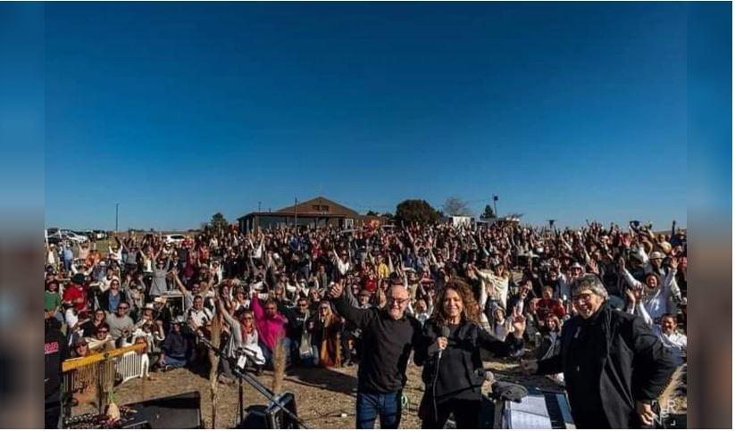 Investigan incumplimiento de protocolos en fiesta de la Pachamama