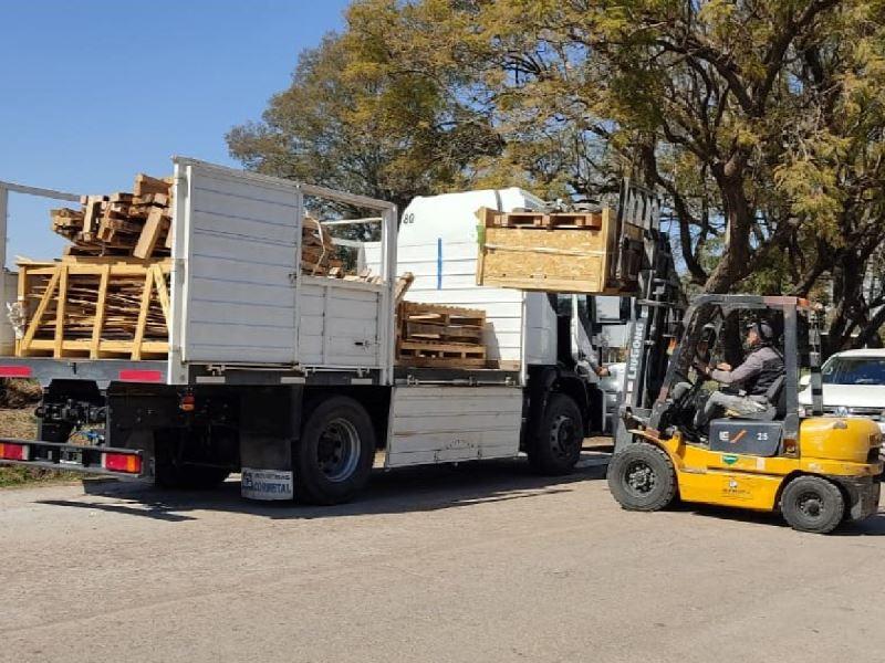Chipión usará materiales reciclados para emprendimientos de ecoturismo