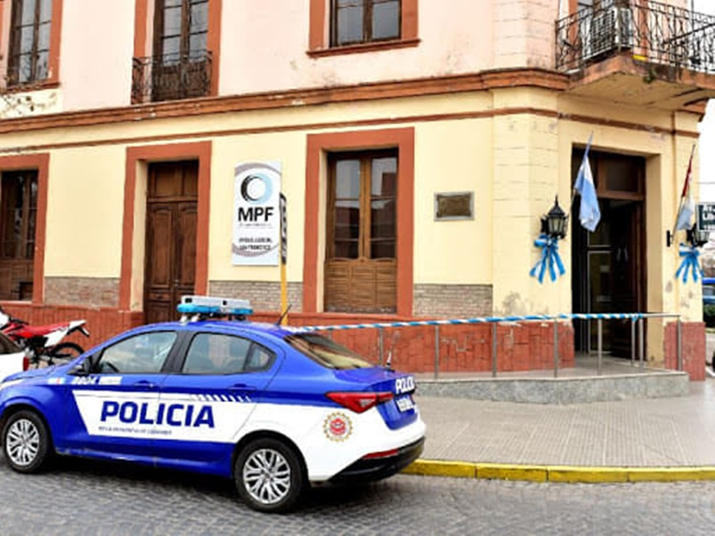 Balnearia – Personal Policial Detuvo Un Joven Que Tenía Pedido De Captura