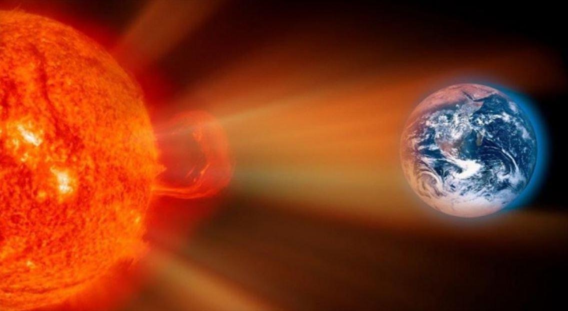 Una tormenta solar dejaría al mundo sin internet por varios meses