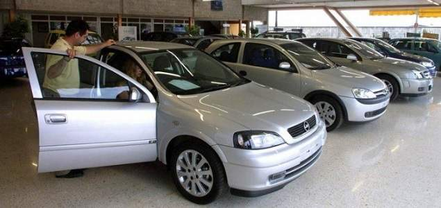 El patentamiento de autos descendió 9,5% interanual en septiembre