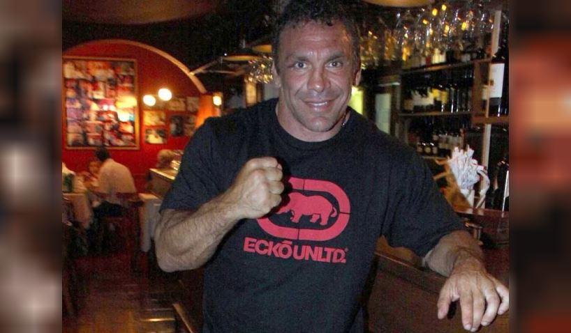 """A los 49 años, murió el ex campeón mundial de kick boxing Jorge """"Acero"""" Cali"""
