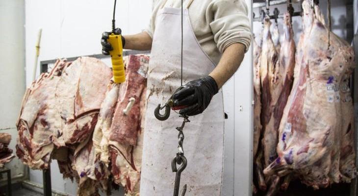 Estiman que las exportaciones de carne estarán 'cerca del segundo récord'